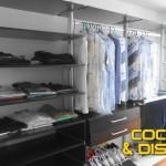 Closet y Vestier en Armenia