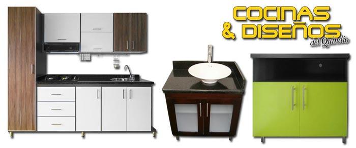 Cocinas Integrales - Muebles para Baño