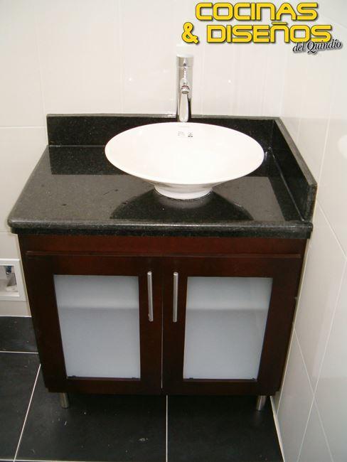 Muebles para bano en armenia cocinas y disenos del quindio for Disenos para banos y cocinas