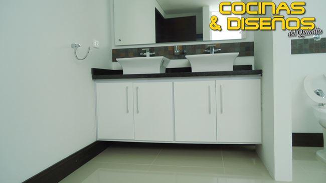 Muebles para ba o en armenia cocinas integrales armenia for Banos y cocinas disenos